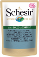 Schesir Chicken Fillets with Hake  100 g