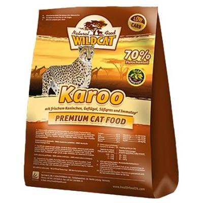 Wildcat Karoo Konijn, Gevogelte 3 kg, 500 g