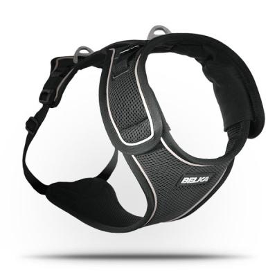 Curli Harness Belka Zwart S