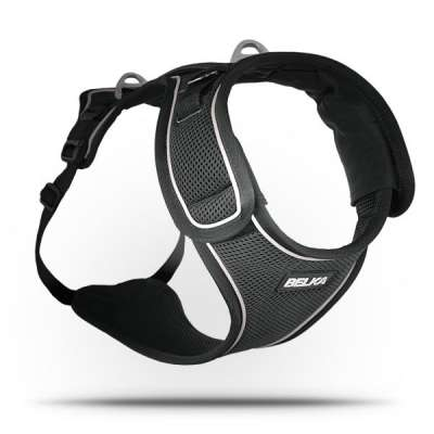 Curli Harness Belka Zwart XL