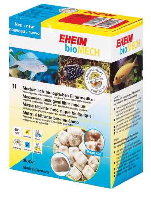 Eheim Aquarium Mechanisch-biologisches Filtermedium Biomech 1 l