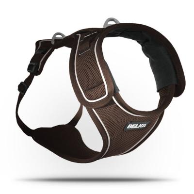 Curli Harness Belka Brun S