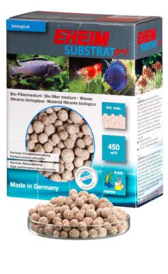 Eheim Aquarien Bio-Filtermedium für höchste biologische Abbauleistung Substrat 1 l