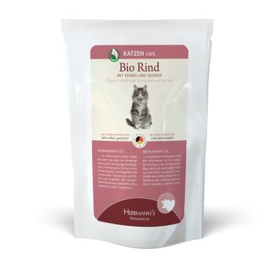 Herrmann's  Bio-Rund met Pompoen en Quinoa, Zakje 100 g, 200 g