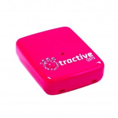 TRACTIVE GPS Special Edition med Swarovski Krystaller