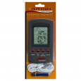 Products often bought together with Sera Reptil Thermometer/Hygrometer