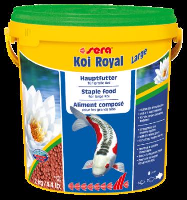 Sera Koi Royal HF Large 2 kg
