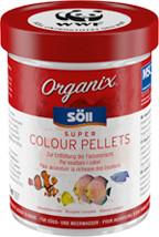 Söll Organix-MSC Super Colour Pellets  490 ml, 270 ml, 130 ml