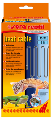 Sera Reptil Heat Cable 4m/15W 4 m