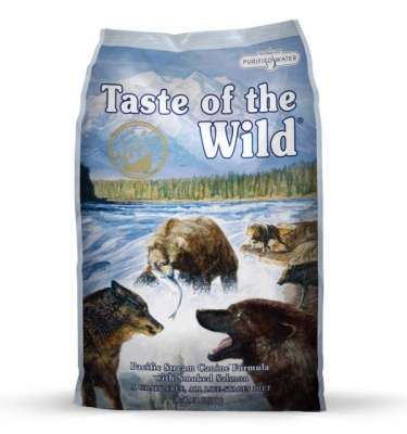 Taste of the Wild Pacific Stream  2.27 kg, 13.60 kg