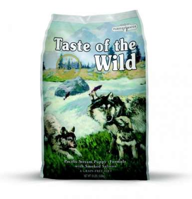 Taste of the Wild Pacific Stream Puppy 13.6 kg
