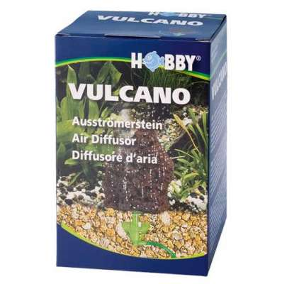 Hobby Vulcano Naturausströmer 11x8 cm