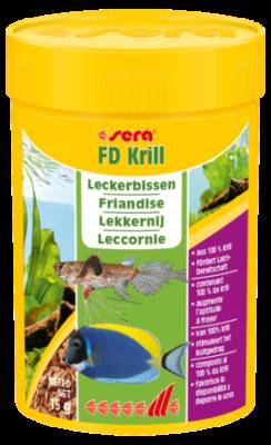 Sera FD Krill  40 g, 15 g