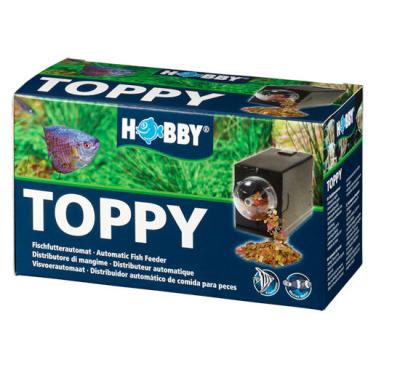 Hobby Toppy, Fischfutterautomat