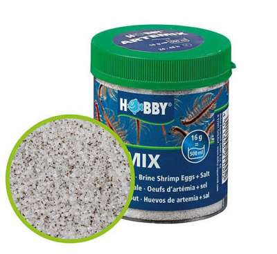 Hobby Artemix, Eier + Salz  195 g