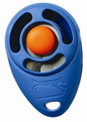 StarMark Pro-Training Clicker Blauw