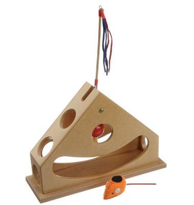 StarMark Tick Tock Teaser Kat Speelgoed 20.3x7.5x28 cm