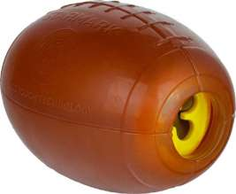 Treat Dispensing Football Medium von StarMark 9x6 cm EAN: 0873199002328