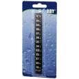 Hobby Adhesive Thermometer