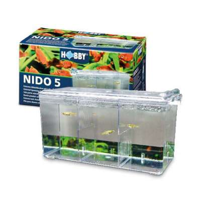Hobby Nido 5 26x14x13 cm