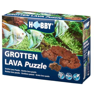 Hobby Grotten Lava Puzzle 1.2 kg