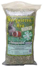 Speidel-Hof Bergwiesen-Heu  5 kg, 2 kg