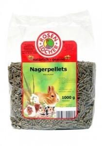 Rosenlöcher Luzernepellets  1 kg