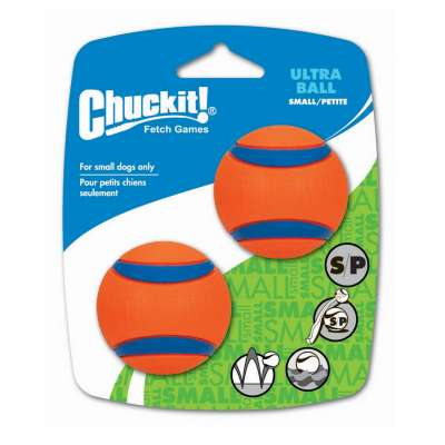 Chuckit! Ultra Ball S Two Pieces