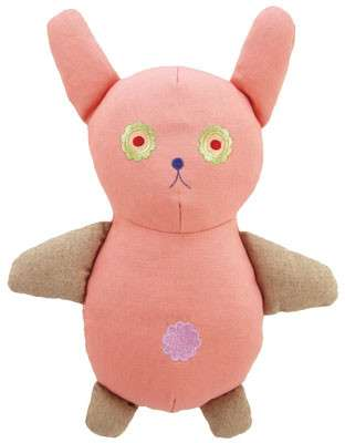 Simply Fido Natural Canvas Big Jill Bunny 33 cm Bunny