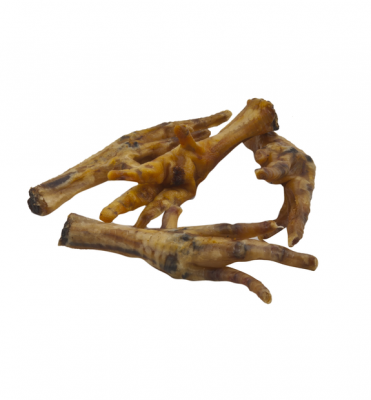 Classic Dog Snack Chicken Feet 250 g