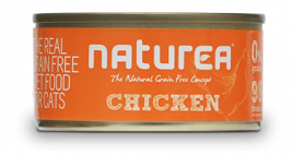 Grain Free Cat Huhn Naturea  5600775323790