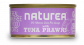Naturea Grain Free Cat Thunfisch mit Garnelen 80 g