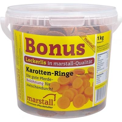 Marstall Bonus Karotten-Ringe (Carrot coins)  20 kg, 1 kg