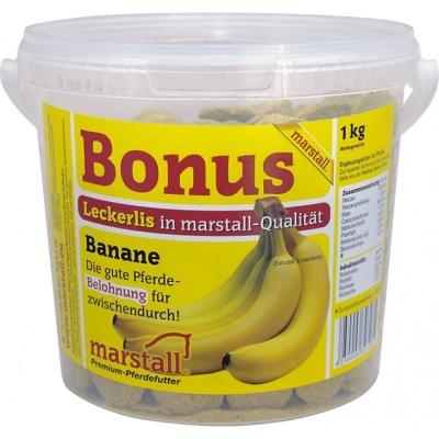 Marstall Bonus Banana coins  20 kg, 1 kg