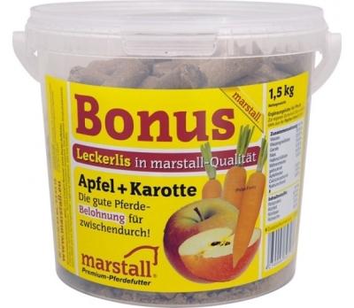 Marstall Bonus Apple+Carrot  1.5 kg, 25 kg
