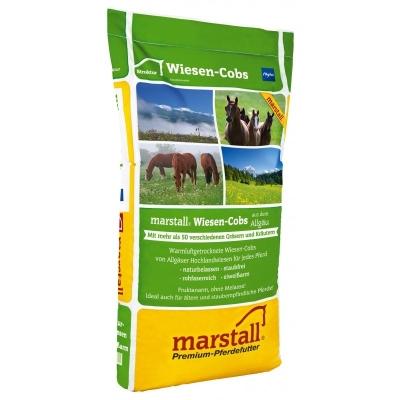 Marstall Wiesen Cobs  25 kg
