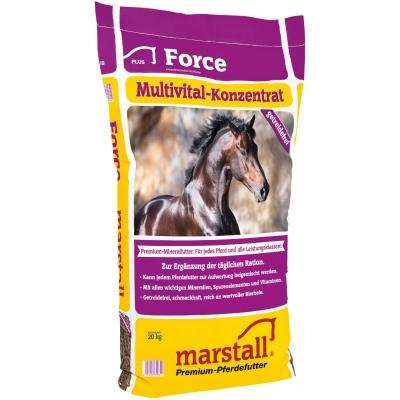 Marstall Force Alimentos Minerais 4 kg