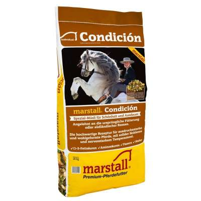 Marstall Condicion  20 kg