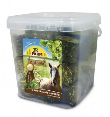 JR Farm Caballo Vital - Herbs para Piel y Pelaje  2 kg