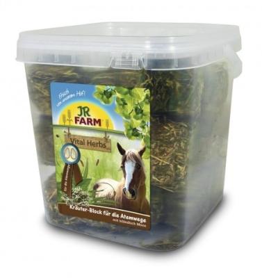 JR Farm Vital-Herbs Block Atemweg  2 kg