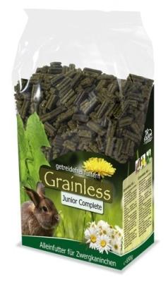 JR Farm Grainless Junior Complete Zwergkaninchen  1 kg
