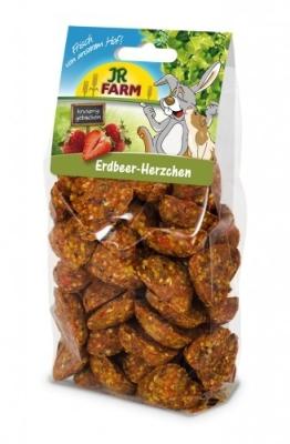 JR Farm Erdbeer - Herzchen  150 g