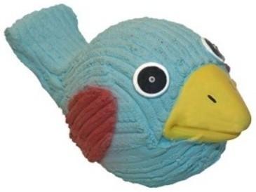 Hugglehounds Ruff-tex Blue Bird S Himmelsblå