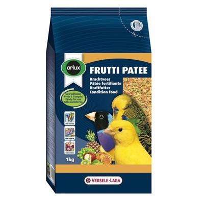 Versele Laga Orlux Frutti Patee Kraftfutter  5 kg, 250 g, 1 kg