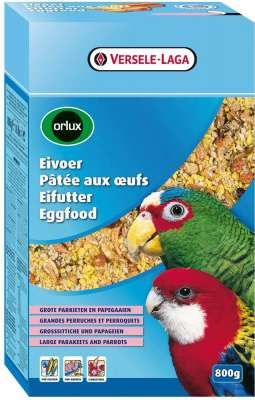 Versele Laga Orlux Eggfood Dry Large Parakeets & Parrots  800 g