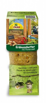 JR Farm Peanut Bar Erdnussbutter Powersaat  350 g