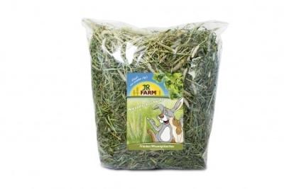 JR Farm Frisches Wiesengräserheu mit Fuchsschwanz  300 g