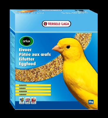 Versele Laga Orlux Eggfood Dry Canaries  5 kg, 1 kg