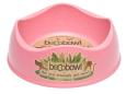 Dog Bowl, ø17 cm Lyserød fra BeCo Pets
