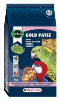 Versele Laga Orlux Gold Patee pour Grandes Perruches & Perroquets